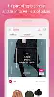 Screenshot of CODIBOOK - Fashion Style, Shop