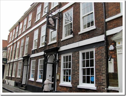 Guy Fawkes was born here.