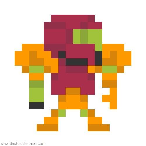 super herois e viloes em 8 bits metroid  (2)