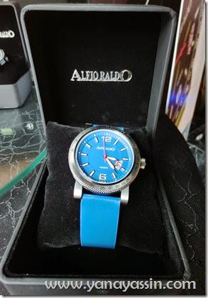 Koleksi Alfio Raldo handbag jam tangan spec mata