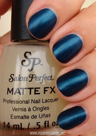 Salon Perfect Nautical Nights with Matte FX