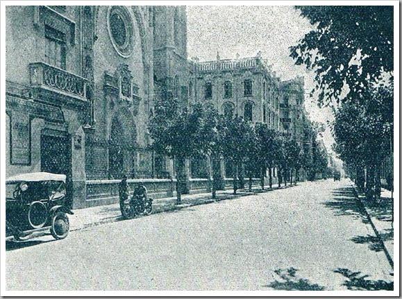1931 colegio san vicente_ calle cirilo amoros