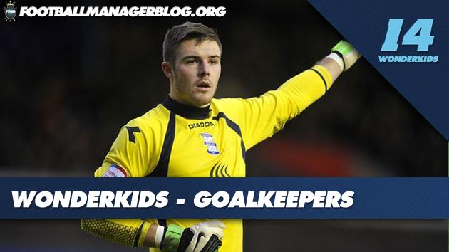 FM 2014 Wonderkids Goalkeepers