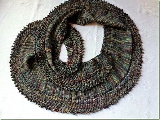 GracesFrolic scarf