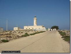 Il faro di Capo Grecale - Lampedusa