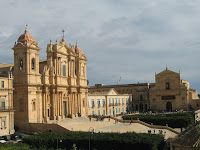 Baroque town of Noto