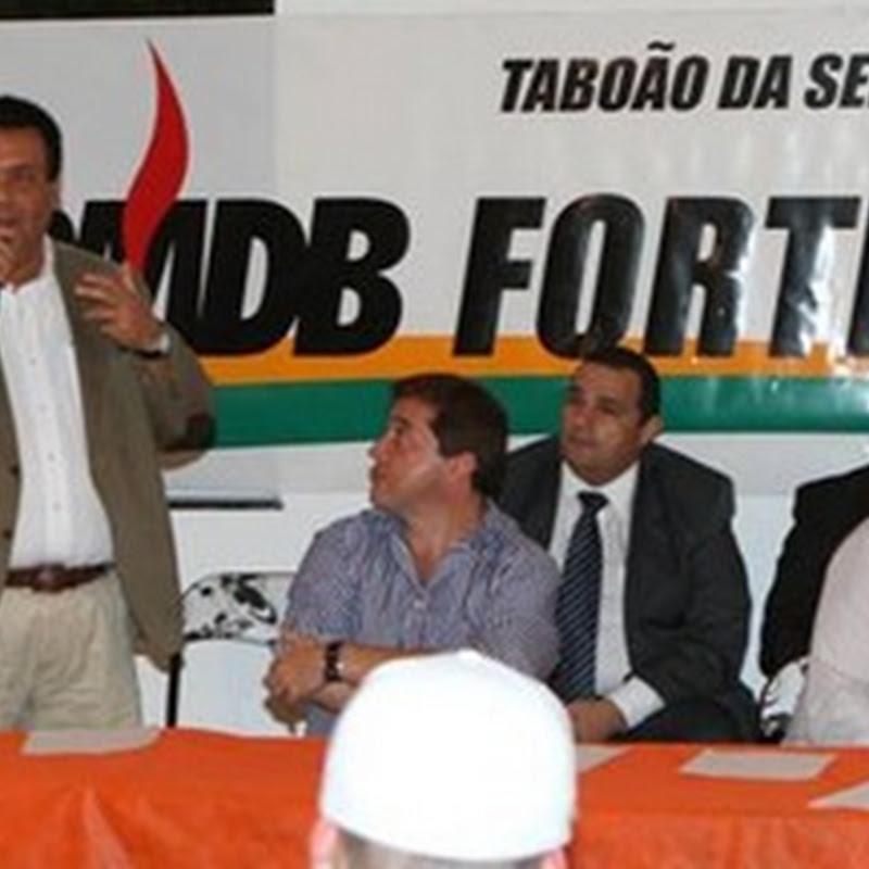 Pré- candidato a prefeito Fernando Fernandes recebe apoio oficial do PMDB