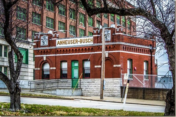 Old Anheuser-Busch Shipping Office, St. Louis, MO
