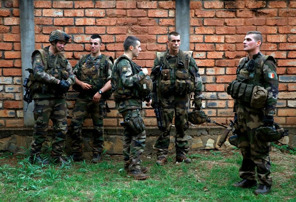 Франция увеличила количество военнослужащих в ЦАР