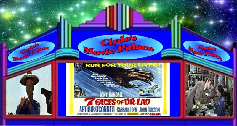 7 Faces of Dr Lao Marquee
