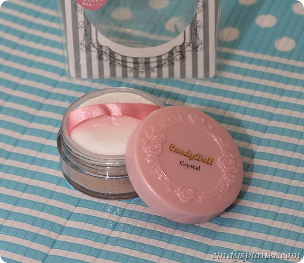 Candydoll face powder review7