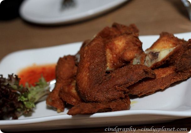 Vault Fried Chicken Wings