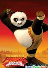 Kung Fu Panda: Huyền Thoại Chiến Binh :Phần 2