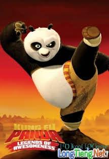 Kung Fu Panda: Huyền Thoại Chiến Binh :Phần 2 - Kung Fu Panda: Legends Of Awesomeness Season 2