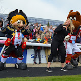 Mascot Gold Cup 2013