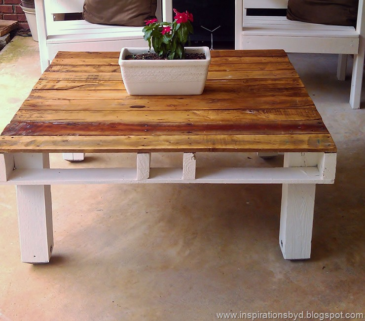 palletoutdoortable