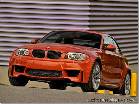 BMW 1-Series M Coupe US Version1
