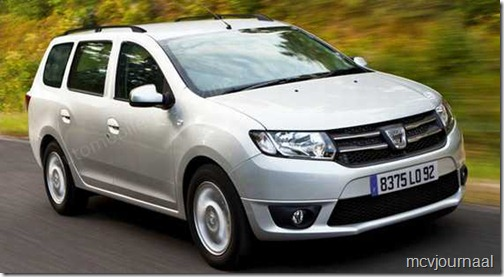 Dacia Sandero Break 01