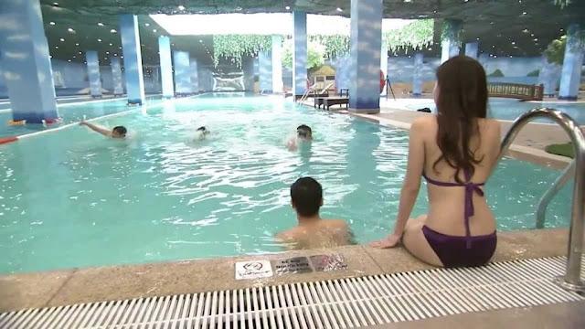 Thiết Kế Bể Bơi Bốn Mùa