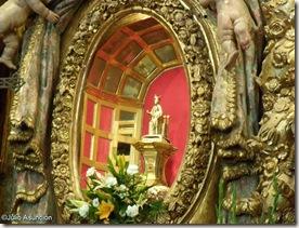 Hornacina de la Virgen de Jerusalem - Artajona