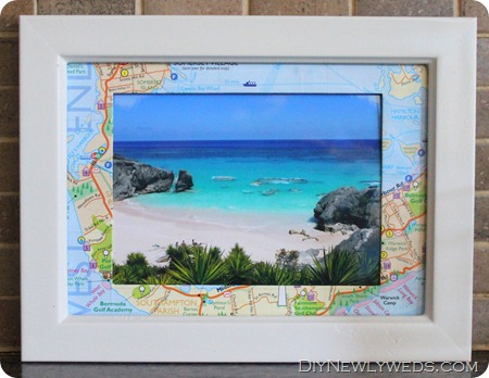 DIYNewlyweds-Map-Photo-Frame-4b