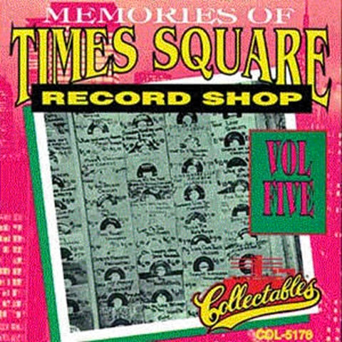 Memories of Times square Records Vol 5