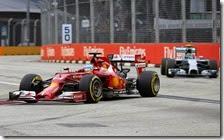 Fernando Alonso lascia la Ferrari
