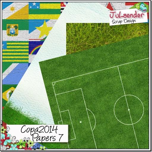 Copa 2014 – Papers 7 (freebie)