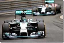 Nico Rosberg ha vinto il gran premio di Monaco 2014