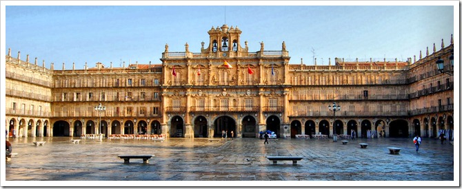 Plaza Mayor Salamanca_fhdr