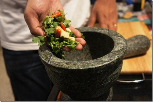 my chiang mai mortar and pestle