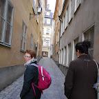 en vadrouille dans le vieux Stockholm, Gamla Stan