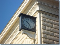 Station Clock P1070607