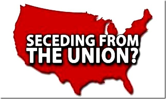 Secede from Union