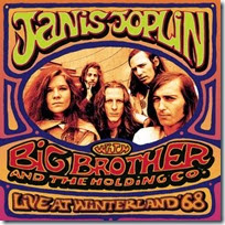 Live at Winterland '68_Big Brother & The Holding Company