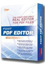 Foxit PDF Editor Full Version