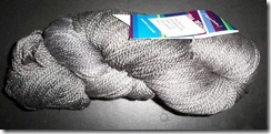 October 2011 - Cookie A Club - Sea Wool - Pewter