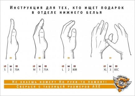 Инструкция по выбору бюстгальтера