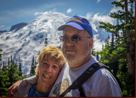 Roy & Ann Mt.Rainier (1 of 1)