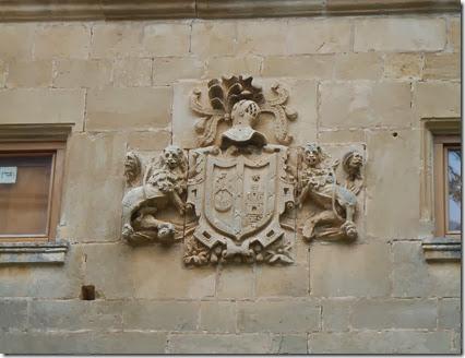 Cortiguera, Palacio de Los Bustamante