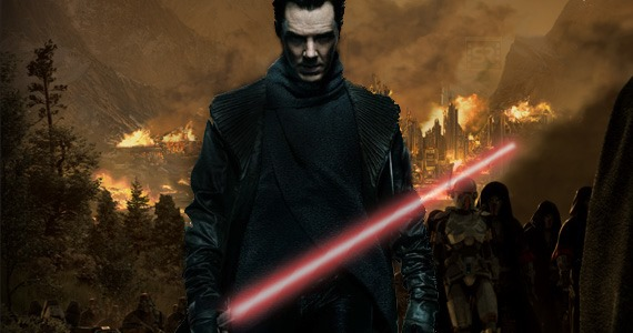Benedict Cumberbatch Sith Lord lehet a Star Wars Episode VII-ben
