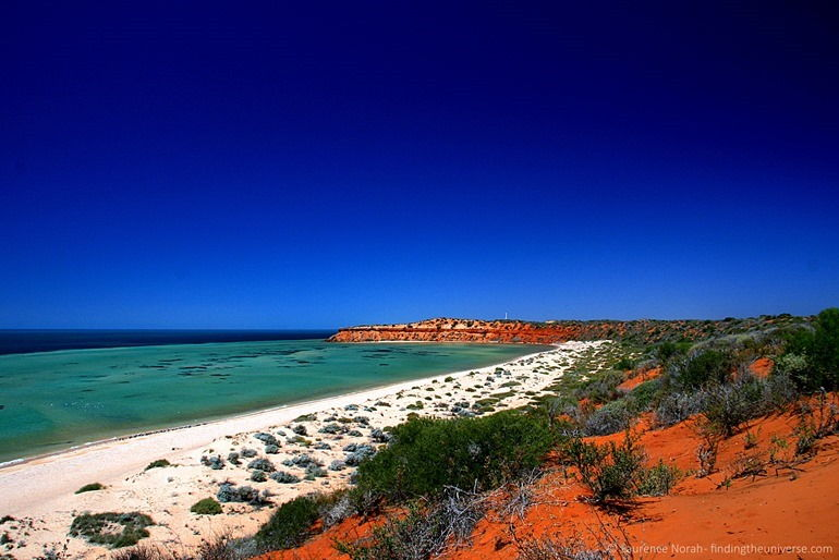Beach at Francois Perron National Park - Western Australia - Australia.png