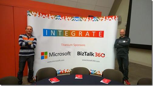 INTEGRATE 2014 2