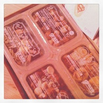 Day #38 - new healthy Graze box for the week