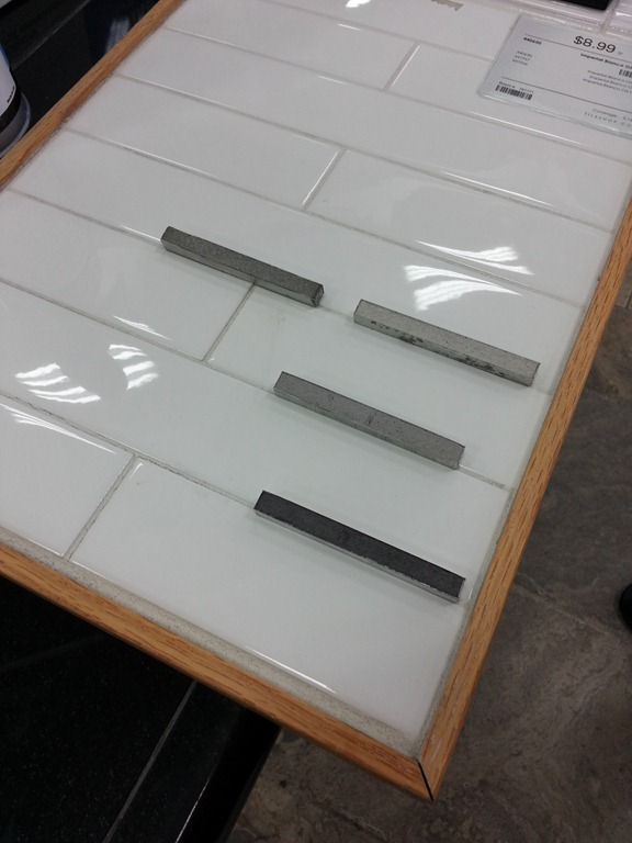 Imperial Blanco Gloss 2x12 Subway Tile
