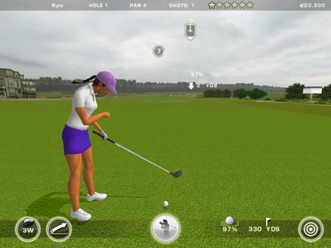 PGA Tour 12 iPad
