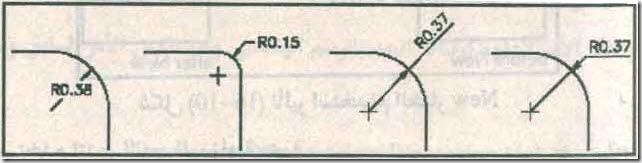 وضع أبعاد نصف القطر 161-2