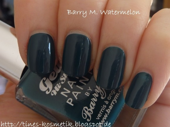 Barry M Gelly Watermelon 3