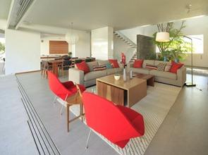 Decoracion-salon-moderno-Hernández-Silva-Arquitectos