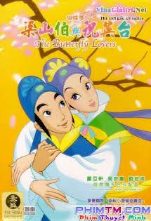 Lương Sơn Bá – Chúc Anh Đài - The Butterfly Lovers Tập HD 1080p Full
